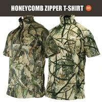 honeycomb-zip-t-shirt