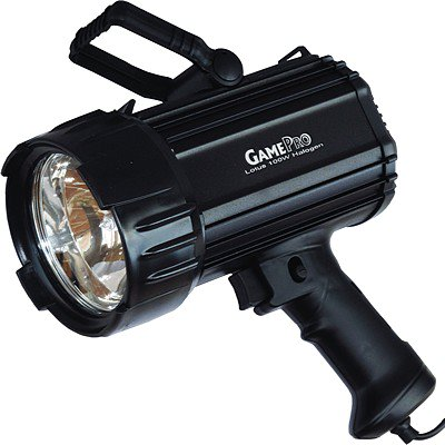 gamepro-lotus-halo-100w-spotlight-black
