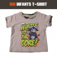 infants-t-shirt-hunter-to-the-core