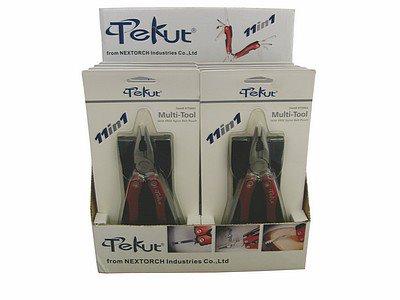 kt5003-tekut-11-func-mtool-wnylon-sheath--red-10p